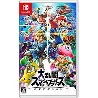 ニンテンドースイッチ(Nintendo Switch)の 大乱闘スマッシュブラザーズ SPECIAL - Switch(家庭用ゲームソフト)
