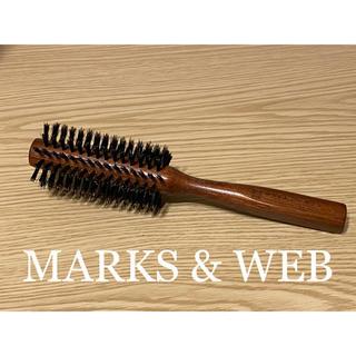 マークスアンドウェブ(MARKS&WEB)の【大幅値下げ】マークスアンドウェブ ブローブラシ(ヘアブラシ/クシ)