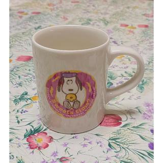 スヌーピー(SNOOPY)のSNOOPYマグカップ(マグカップ)