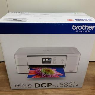 ブラザー(brother)の【新品】brother プリンター DCP-J582N(その他)