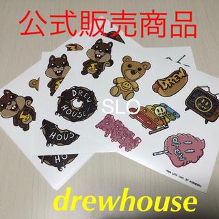 Drew house ステッカーシート 新品未使用 日本未発売 公式完売(ミュージシャン)