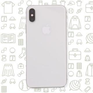 アイフォーン(iPhone)の【C】iPhoneXS/64/SIMフリー(スマートフォン本体)