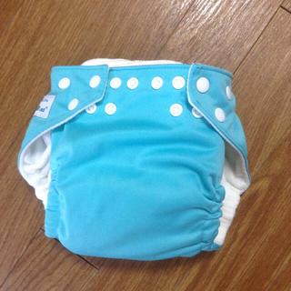 ファジバンズポケット式布おむつワンサイズ(布おむつ)