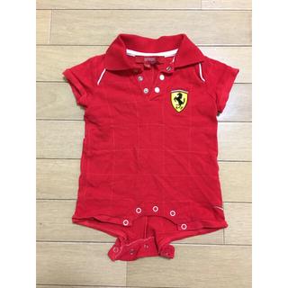 フェラーリ(Ferrari)のフェラーリ Ferrari ベビー用 ロンパース (ロンパース)