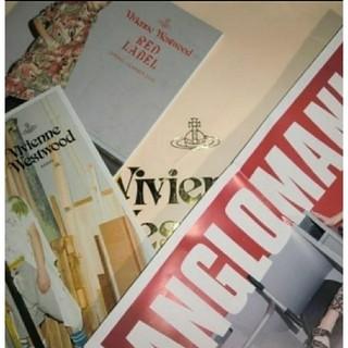 ヴィヴィアンウエストウッド(Vivienne Westwood)の📘2019SSルックブック📙カタログ3冊セット📕ヴィヴィアンウエストウッド(ファッション/美容)