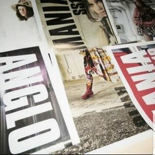 ヴィヴィアンウエストウッド(Vivienne Westwood)のライセンス📙アングロマニア📕ルックブック7冊📘ヴィヴィアンウエストウッド(ファッション/美容)