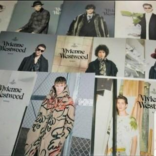 ヴィヴィアンウエストウッド(Vivienne Westwood)のレア📕ライセンス📘ルックブック12冊カタログヴィヴィアンウエストウッドMAN(ファッション/美容)