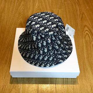 クリスチャンディオール(Christian Dior)のDIOR ハット Oblique オブリーク ロゴ ディオール(ハット)