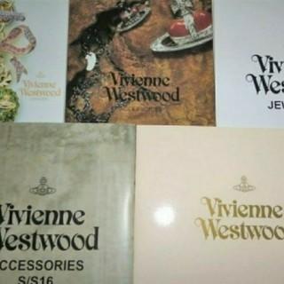 ヴィヴィアンウエストウッド(Vivienne Westwood)の希少カタログ📚Vivienne Westwood accessories📚(ファッション/美容)