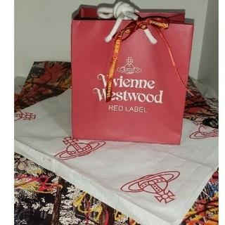 ヴィヴィアンウエストウッド(Vivienne Westwood)のレッドレーベル💝ショッパー他ギフトセットミニ🎁ヴィヴィアンウエストウッド(ショップ袋)