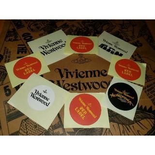 ヴィヴィアンウエストウッド(Vivienne Westwood)のVivienne Westwood 正規品シール 8枚セット ステッカー(シール)