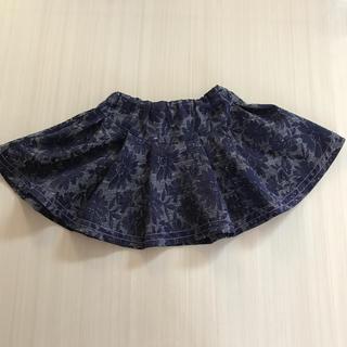 アナスイミニ(ANNA SUI mini)のANNA SUI mini スカート 100 (スカート)