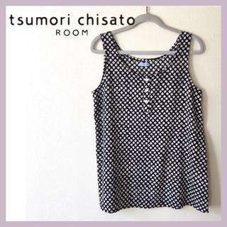 ツモリチサト(TSUMORI CHISATO)の【tsumori chisato】ツモリチサト ルーム タンクトップ(ルームウェア)