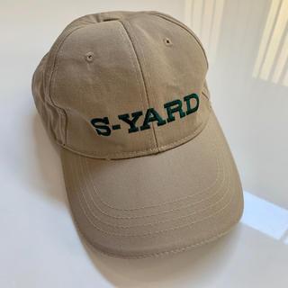エスヤード(S-YARD)のS-YARD  ゴルフキャップ(その他)