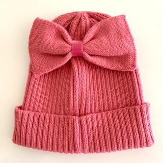 サンカンシオン(3can4on)の3can4on   子供用ニット帽(帽子)