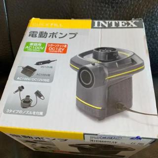 インデックス(INDEX)のインデラックス 電動ポンプ(マリン/スイミング)
