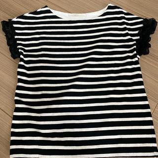 ルカ(LUCA)の【LUCA】ボーダーカットソー(Tシャツ(半袖/袖なし))
