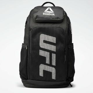 リーボック(Reebok)のreebok UFC backpack ブラック FL5222(バッグパック/リュック)