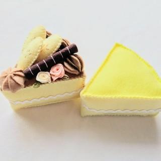 シベリア様専用ページ☆フェルトケーキ2種(その他)