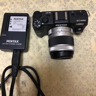 ペンタックス(PENTAX)のPENTAX Q10 + 02 STANDARD ZOOM 5-15mm(ミラーレス一眼)