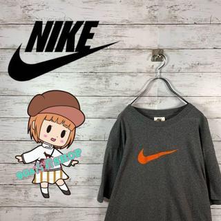 ナイキ(NIKE)の【大人気銀タグ90sUSA製】ナイキ Tシャツ ビックロゴ プリントロゴ(スウェット)