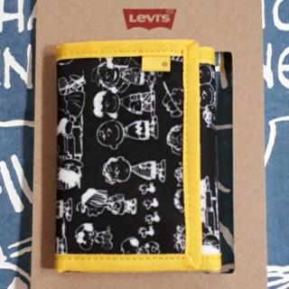 リーバイス(Levi's)のLevi's×スヌーピー ウォレット(折り財布)
