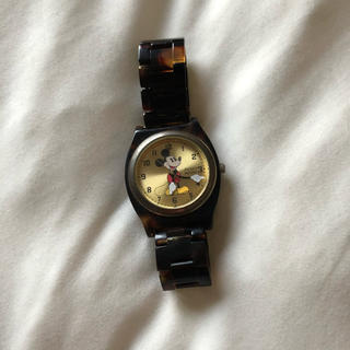 ディズニー(Disney)の腕時計 ミッキーマウス ディズニー(腕時計(アナログ))