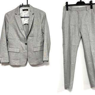 ビームス(BEAMS)のビームス レディースパンツスーツ 白×黒(スーツ)