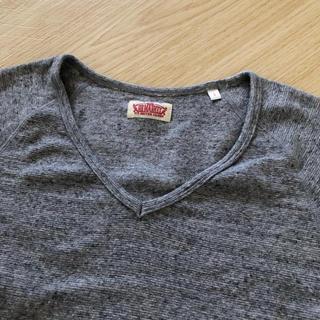 ハリウッドランチマーケット(HOLLYWOOD RANCH MARKET)のハリウッドランチマーケット VネックT-shirt(Tシャツ(長袖/七分))