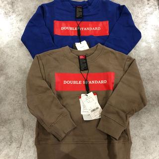 ダブルスタンダードクロージング(DOUBLE STANDARD CLOTHING)のDOUBLE STANDARD CLOTHING kidsスウェット(Tシャツ/カットソー)