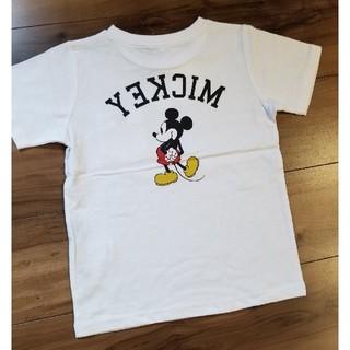 ビームス(BEAMS)のビームス ミッキー バックプリント Tシャツ(Tシャツ/カットソー)