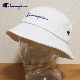 チャンピオン(Champion)のChampion チャンピオン バケットハット ホワイト(ハット)
