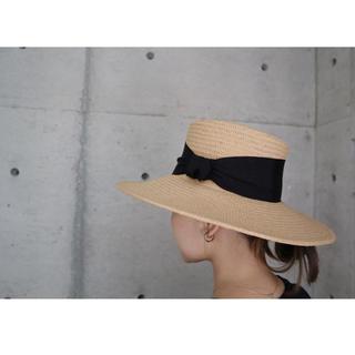 ドゥーズィエムクラス(DEUXIEME CLASSE)のella select shop  エラセレクトショップ ハット 帽子 新品(ハット)