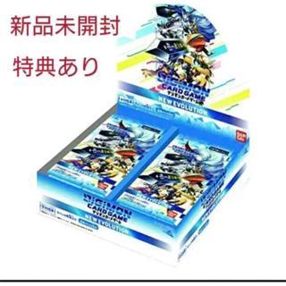 デジモンカード NEW EVOLUTION 5box 送料無料