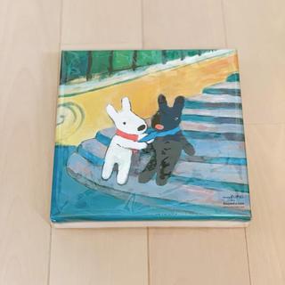 スタディオクリップ(STUDIO CLIP)のリサとガスパール キャンバスアート 壁掛け(アート/写真)
