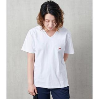 ダントン(DANTON)のダントン  VネックTシャツ カットソー(Tシャツ(半袖/袖なし))