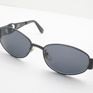 ジャンニヴェルサーチ(Gianni Versace)のジャンニヴェルサーチ サングラス - 黒(サングラス/メガネ)