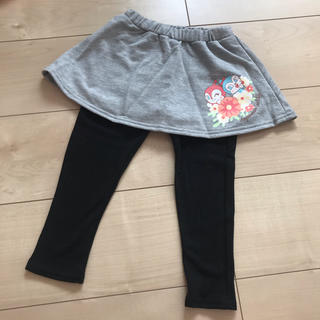 アンパンマン - ドキンちゃん レギンス付きスカート