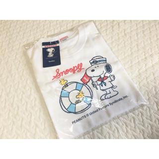ファミリア(familiar)のファミリア スヌーピー140 Tシャツ 新品未使用(Tシャツ/カットソー)