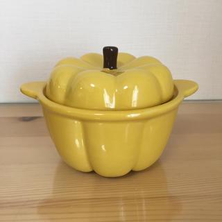 スタディオクリップ(STUDIO CLIP)のスタジオクリップ ポット キャニスター かぼちゃ パンプキン 食器 北欧(小物入れ)