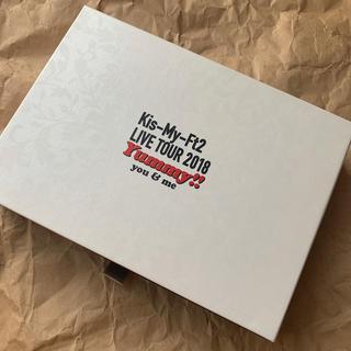 キスマイフットツー(Kis-My-Ft2)のKis-My-Ft2 yummy!! 初回生産限定盤(ミュージック)