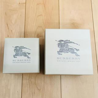 バーバリー(BURBERRY)のバーバリー BURBERRY  時計 腕時計 空箱(ショップ袋)