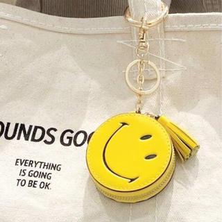 アパルトモンドゥーズィエムクラス(L'Appartement DEUXIEME CLASSE)の 【GOOD GRIEF/グッドグリーフ】Smile Compact(コインケース)