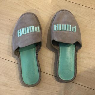 プーマ(PUMA)の□ PUMA Rihannaコラボサンダル(サンダル)
