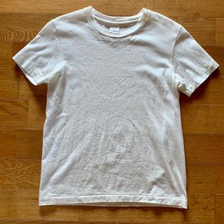 ヤエカ(YAECA)のメリー様、YAECA STOCK、丸胴クルーネック Tシャツ(Tシャツ(半袖/袖なし))