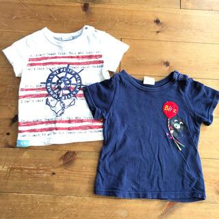 ビッツ(Bit'z)のBit'z Tシャツ 80(Tシャツ)