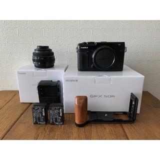 富士フイルム - FUJIFILM GFX50R + GF50mm F3.5 おまけ付き