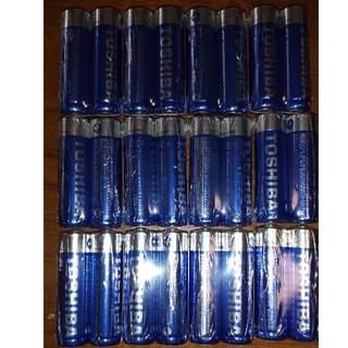 トウシバ(東芝)の単3アルカリ乾電池(その他)