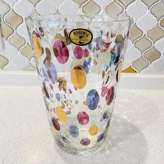 ボヘミア クリスタル(BOHEMIA Cristal)のボヘミアガラスの花瓶(花瓶)
