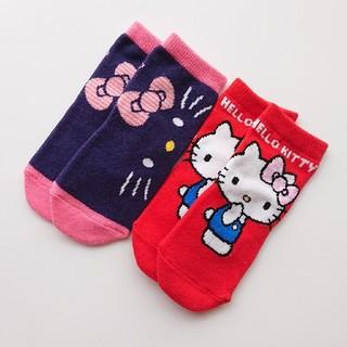 ハローキティ(ハローキティ)の新品☆キティちゃん  靴下2足セット(靴下/タイツ)